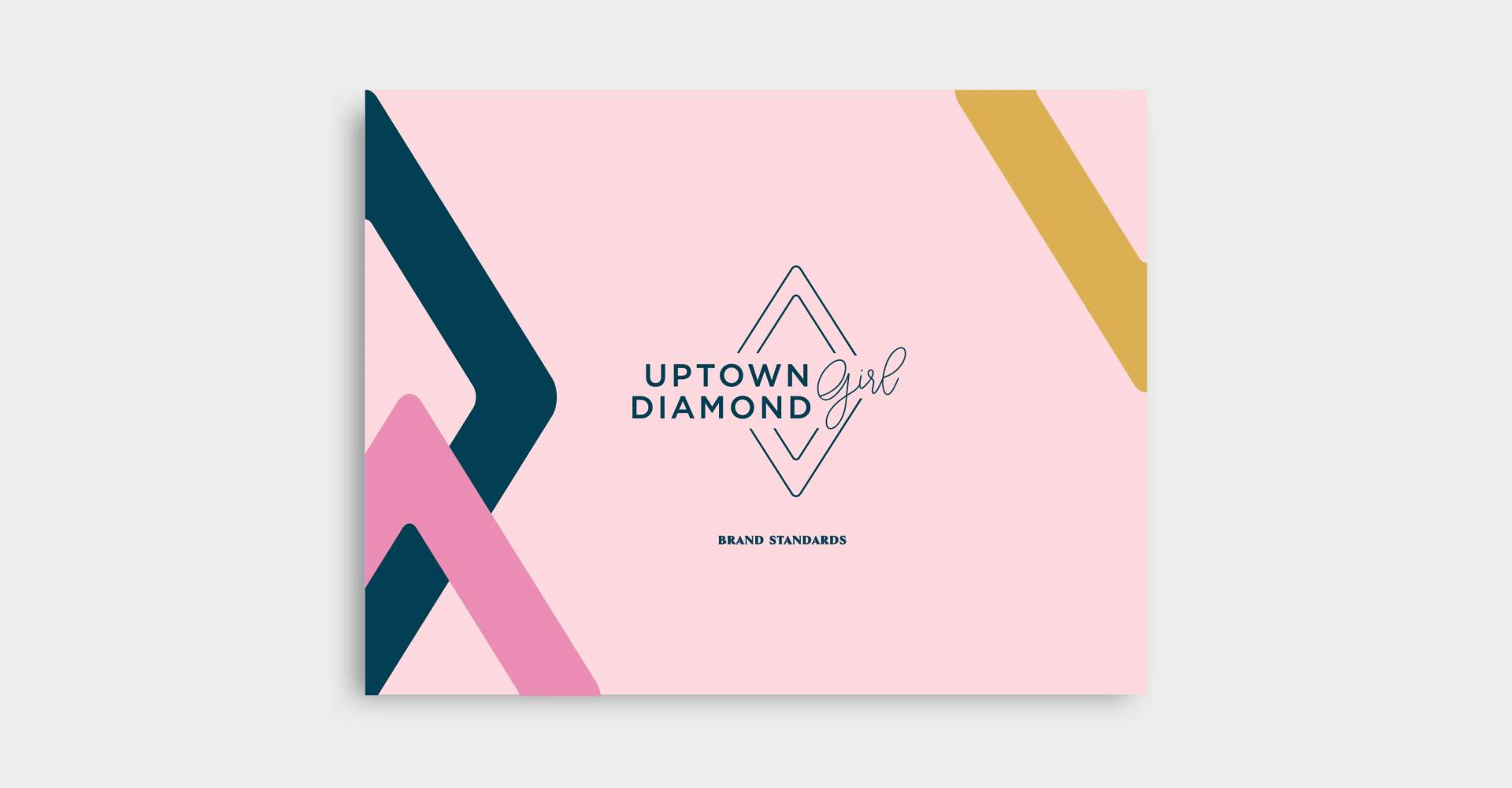 Uptown Diamond Girl - Brand Guide