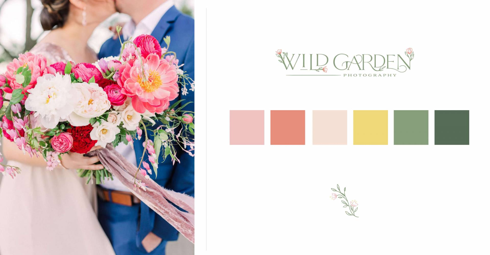 Wild Garden Photography houston wedding photographer branding