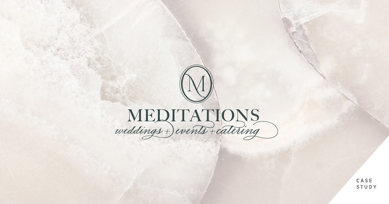Meditations Wedding + Events + Catering