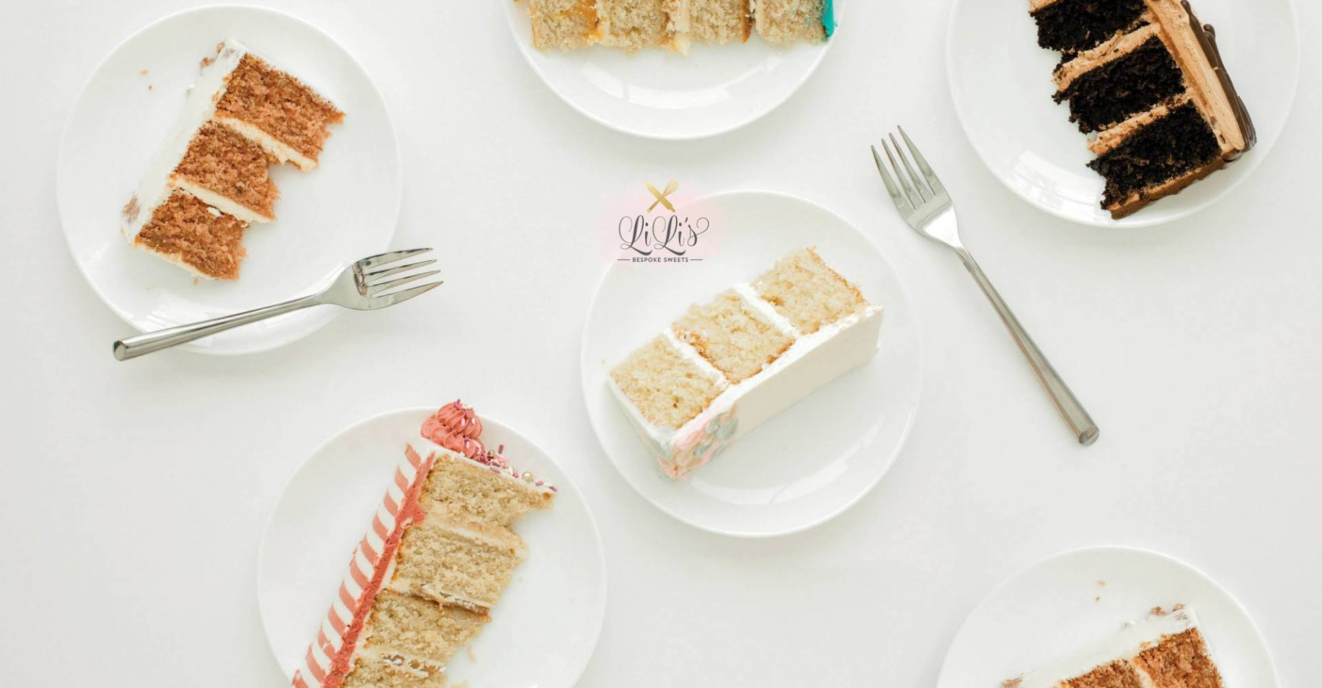 LiLi's Bespoke Sweets - Dallas Wedding Cake Designer